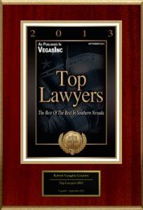 Vegas Inc Top Lawyers